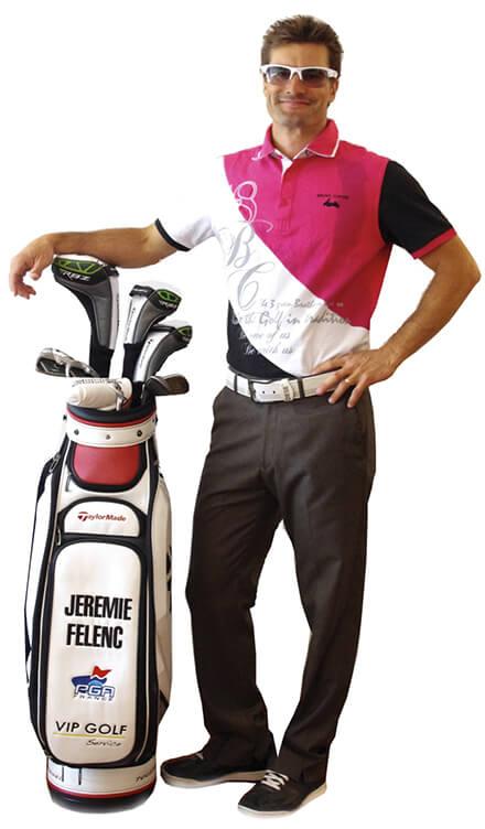 Enseignant professionnel de golf