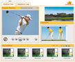 analyses video golf