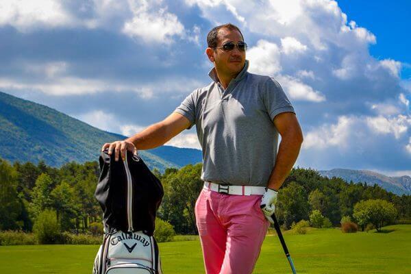 Jean-Luc Autiero - Enseignant professionnel de Golf