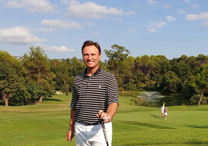 Thierry Tronquart - Pro de Golf