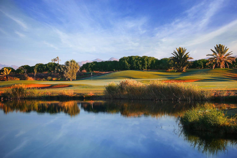 séjour golf palmeraie marrakech