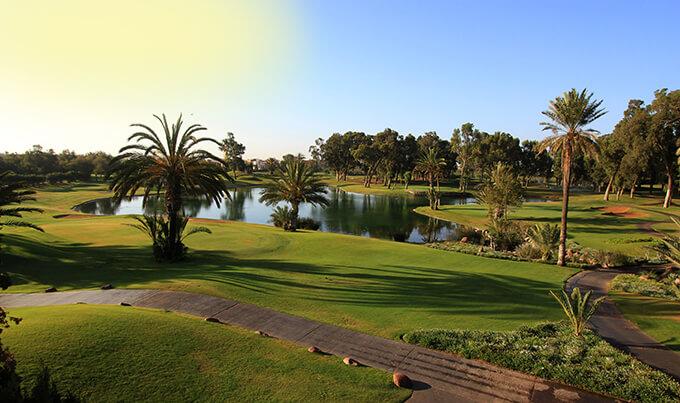 Palace Tikida Golf Resort