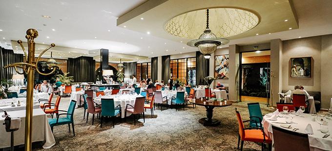 Restaurant du Tikida Palace