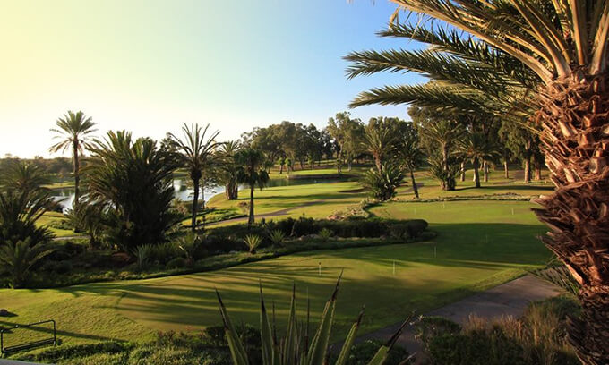 Parcours de golf d'Agadir Tikida
