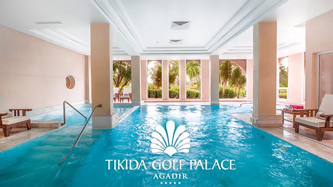 Tikida Spa Hôtel 5*