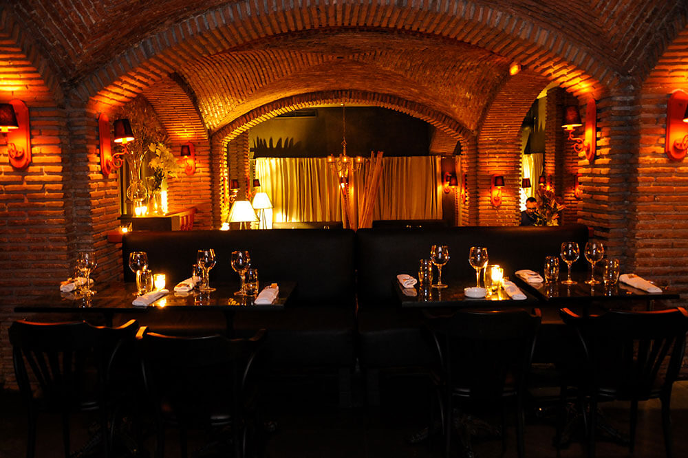 Palm Golf Resort Marrakech - Son restaurant asiatique