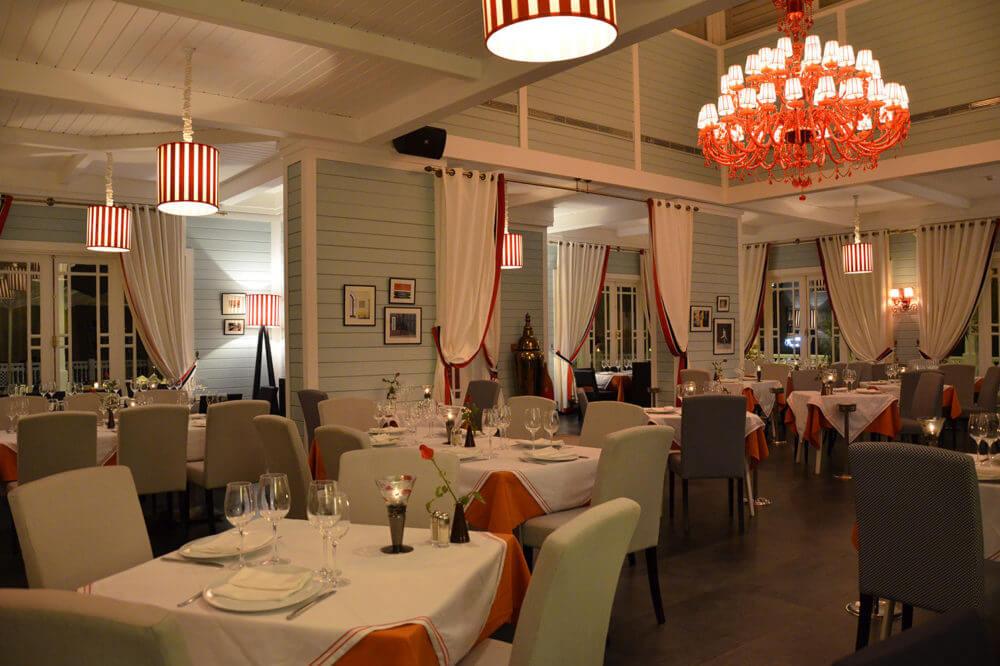 Palm Golf Resort Marrakech - Son restaurant italien