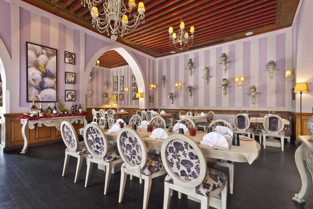 Palm Golf Resort Marrakech - Son restaurant marocain