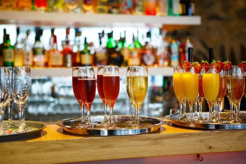 Cocktail de début de stage à l'hôtel Palmeraie 5* - Marrekech Maroc