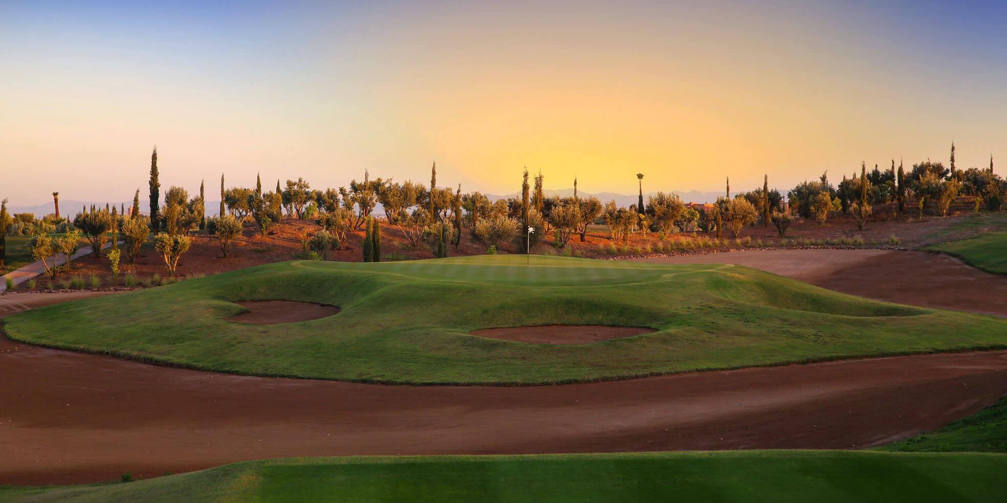 Palm Ourika - Parcours coaching Golf à Marrakech