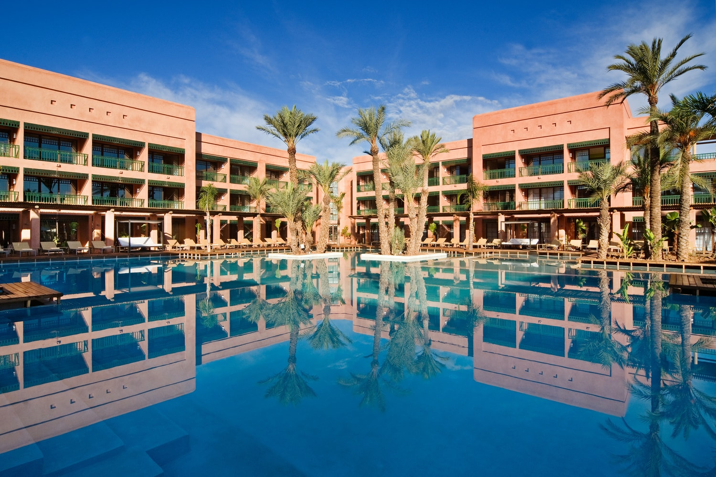 L'hôtel du Golf 5* du PalmGolf Resorts Marrakech