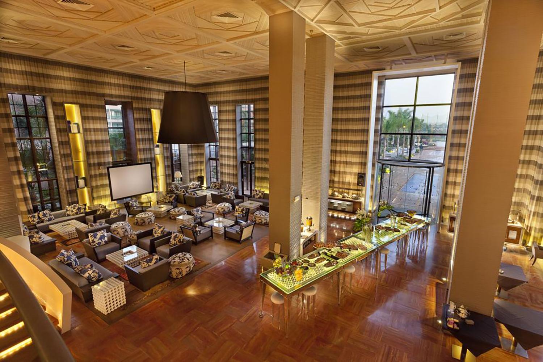 Dîner au restaurant de l'hôtel Palmeraie 5* - Marrekech Maroc