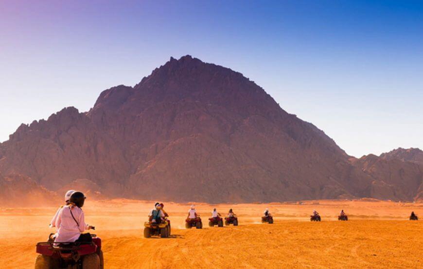 Excursion en Quad dans le désert d'Agafay