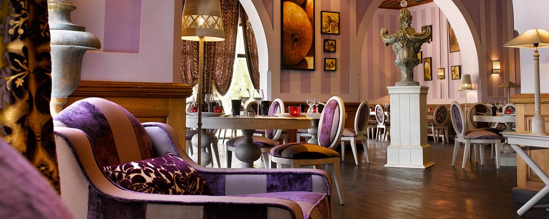 Restaurant Karmoussa  du Club house du golf de la Palmeraie