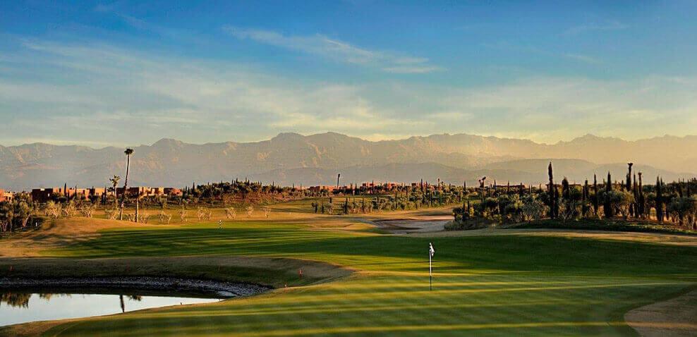 Palm Ourika - Stage de golf à Marrakech