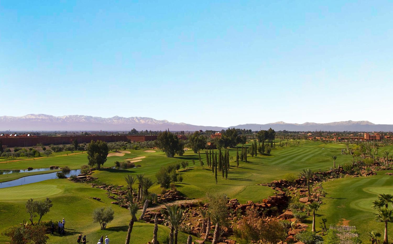 Leçons de stratégie au Royal Atlas Golf Club de Marrakech