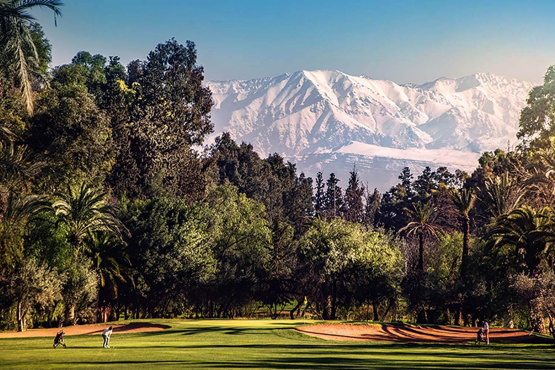 Séjour au Royal Golf et Parcours entre l'Atlas et Marrakech