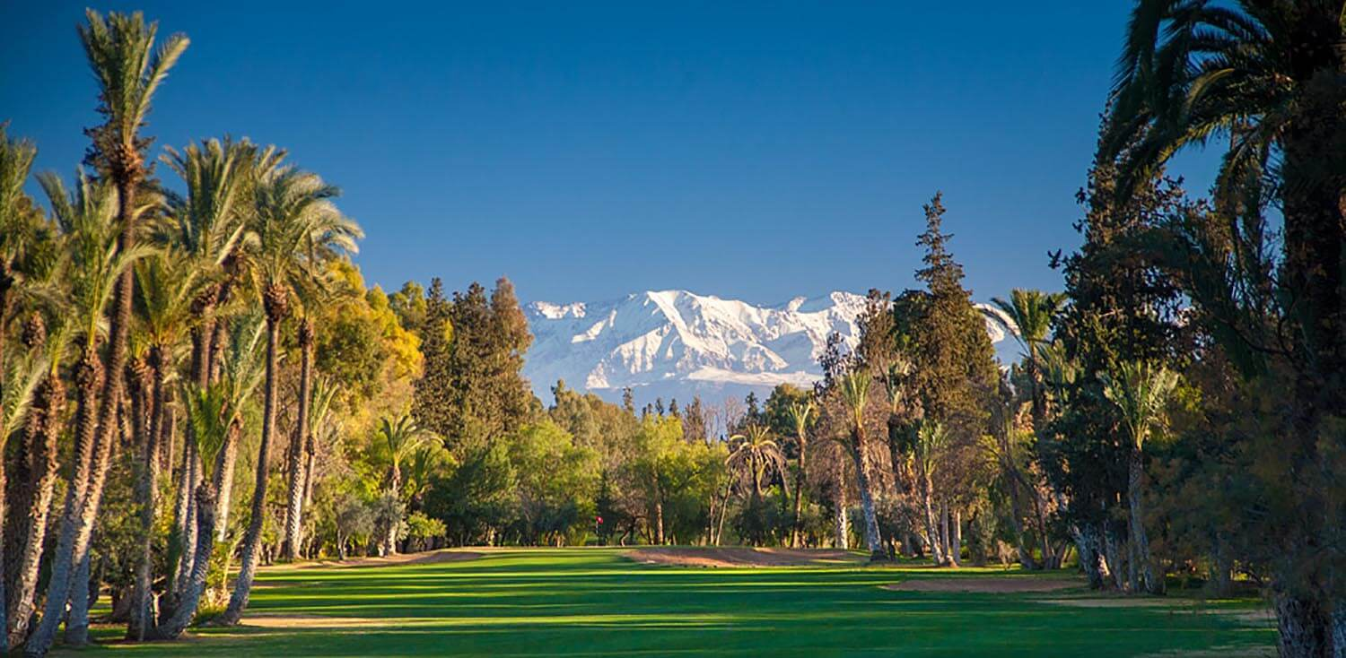 leçons et coaching au Royal Golf de Marrakech