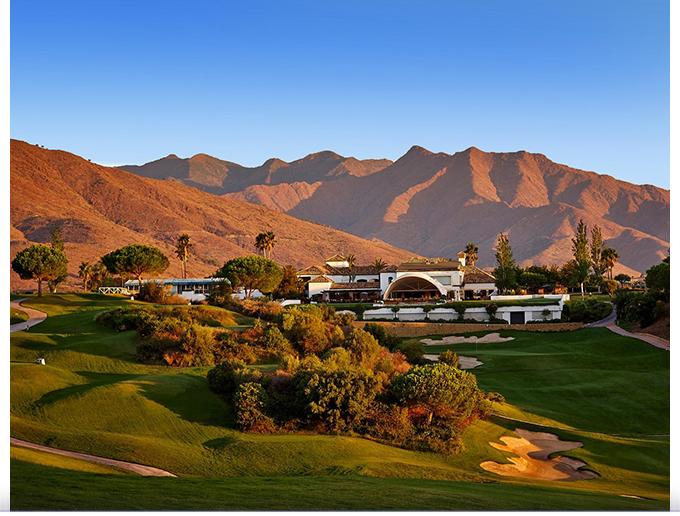 Clubhouse de La Cala Resort en Andalousie