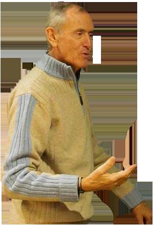 Le pro de golf : John Norsworthy