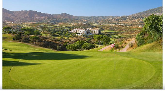 Le parcours de golf Campo America