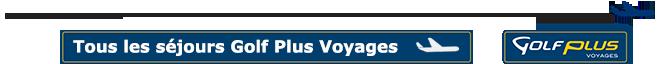 Séjours Golf Plus Voyages