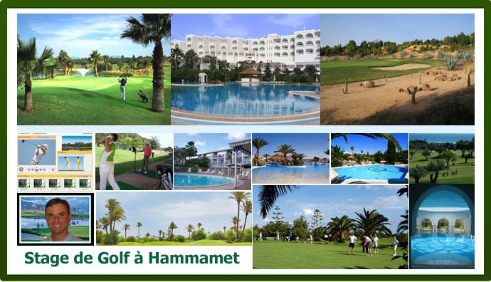 séjour golf Hammamet