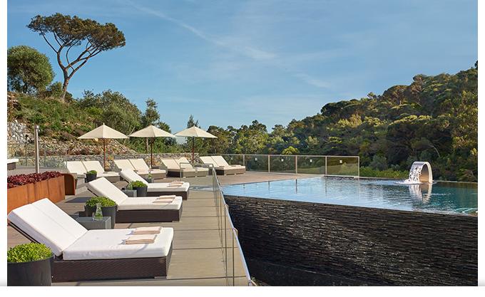 L'espace détente et SPA du Penha Longa Resort