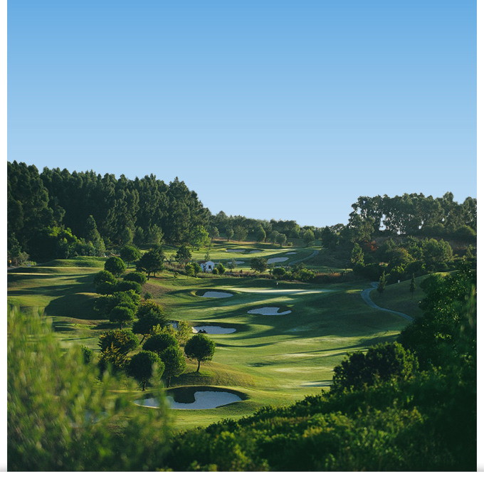 Splendides parcours du Penha Longa Golf Club and Resort