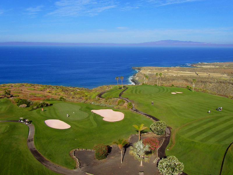 Séjour golfique à Tenerife avec hébergement et stage